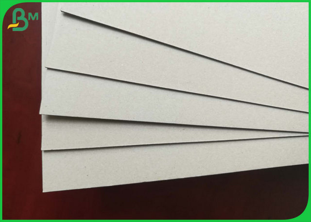 Selectable Thickness And High Stiffiness FSC Certificated Grey Card Board