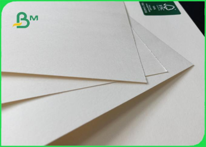 230g Natural White Smooth Uniform Absorbent Blotter Paper For Coasters In Roll