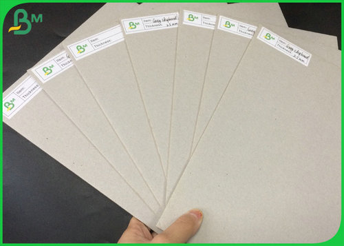 1.35MM 2MM Grade AAA An - Curl Grey Cardboard For Gift Box Making