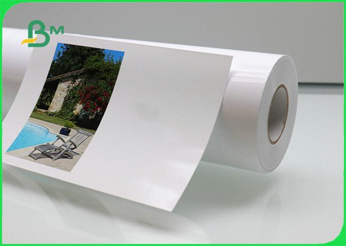 200gsm Instant Dry Desktop Printing Cast Coated Photo Paper Roll For Wedding