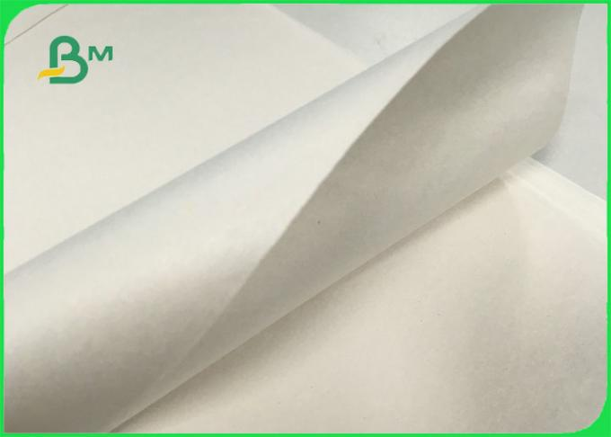 45gsm 49gsm Smooth Printable Newsprint Paper In Roll For Wrapping Custom