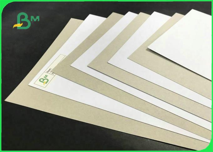 Hard Strength 300gsm 350gsm 400gsm Coated Duplex Paper For Making Boxes