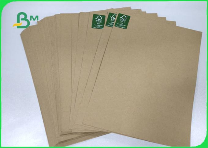 400g Craft Paper / Test Board Undertake Greater Pressure In Sheets Free Sample