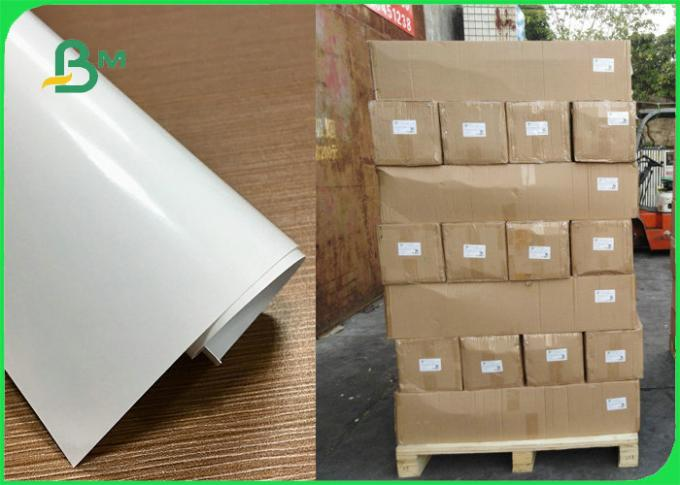 High Glossy Coated / Matte Inkjet Printing Photo Paper Instant Drying 260gsm