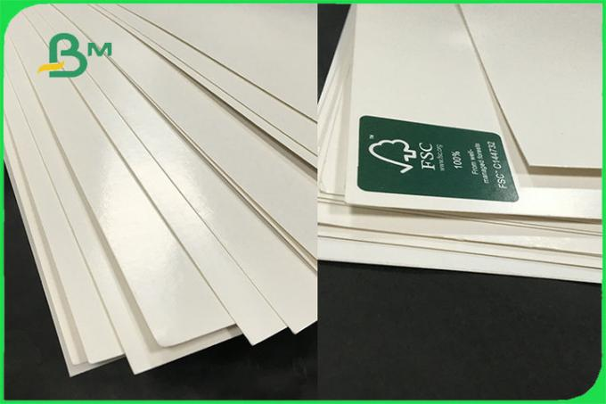 Customized Single Side PE Coated Paper For Disposable PlatesFSC FDA Approved