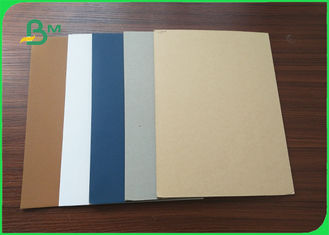 Flat Permukaan 3mm Book Binding Board / 4mm Photo Frame Cardboard