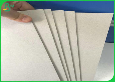 Rigid Grey Board Paper, 0.8mm 0.9mm 1mm 2mm 3mm Laminated Chipboard