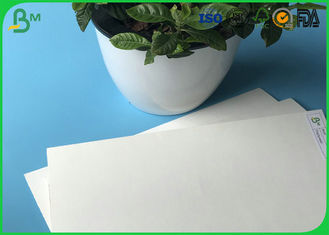 Dounle Sides Uncoated Woodfree Paper / 280g Absorbent Paper Sheets untuk Coaster di Hotel