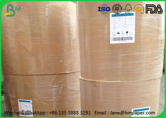 Murah 100% Virgin Pulp FSC Bersertifikat 60-180gsm Super White Uncoated Woodfree Paper 700 x 1000mm