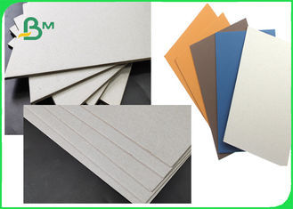 FSC SGS Disetujui Papan Laminated Grey Colorful Grade AAA / AA Dengan 1MM 1.28MM 2MM 3.2MM