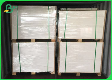 70gsm 80gsm Bond Sheet Paper, Kelancaran Tinggi Woodfree Paper Roll / Sheet