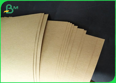 Cina Food Grade 50gsm Virgin Natural Brown Kraft Paper Lunch Bags Paper pemasok