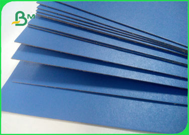 Blue Green Lacquered Solid Paperboard 1.3mm 1.5mm For Carton Box Storage Box