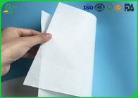 Ramah Lingkungan 30gsm 35gsm 40gsm Kraft Mg Kertas Putih Untuk